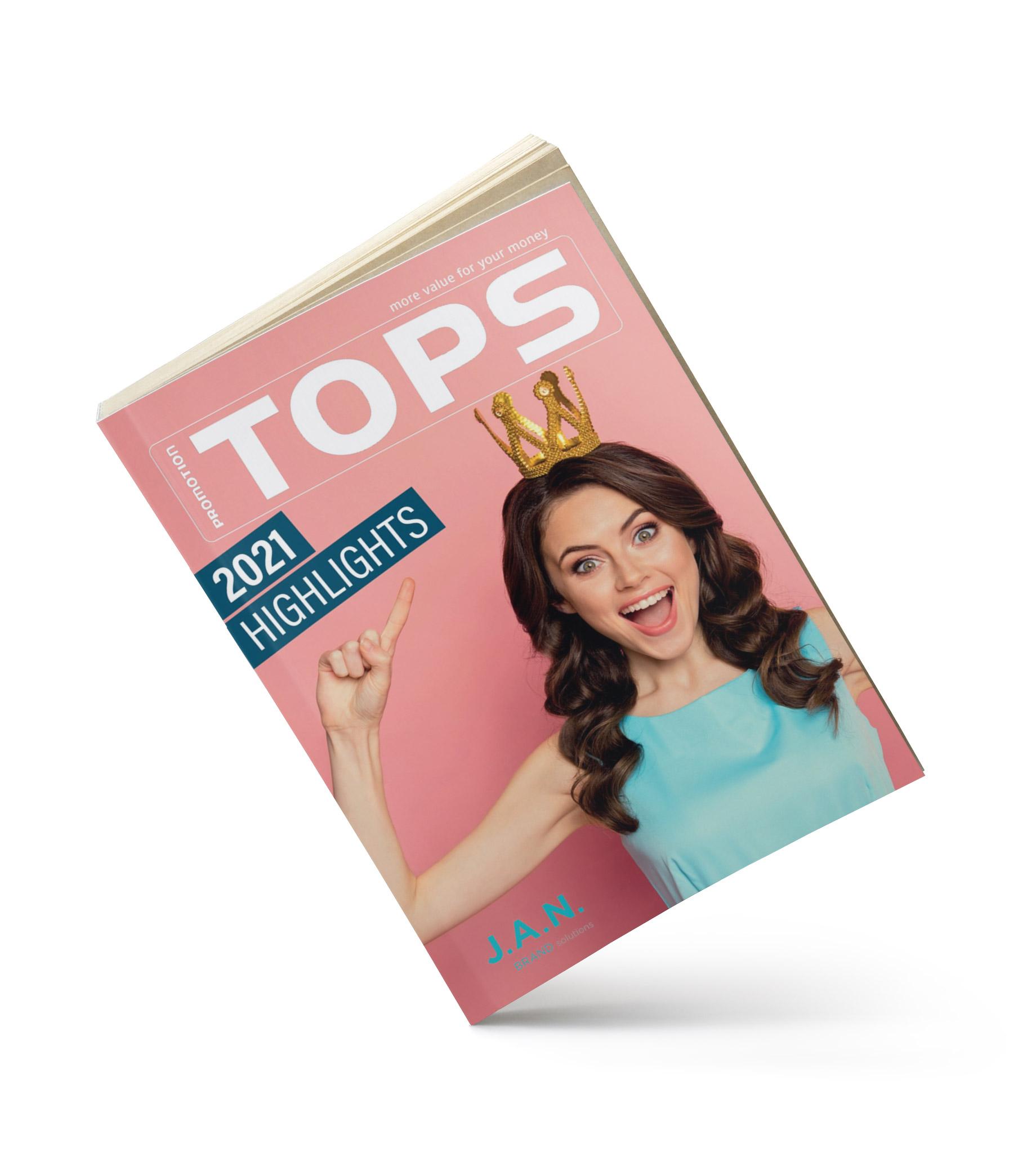 Promotion Tops - Neuheiten