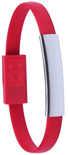 """""""Beth"""" USB Ladekabel Armband"""