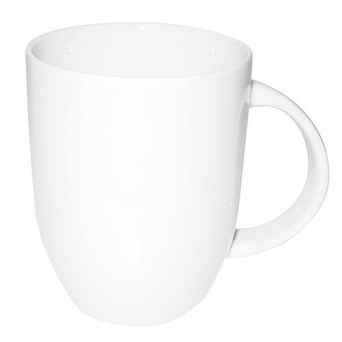 Kaffeetasse Anke, weiß