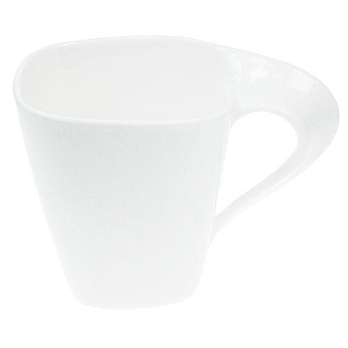 Kaffeetasse Tobi, weiß