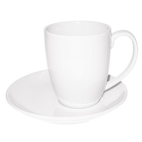 Kaffeeset Ben, weiß