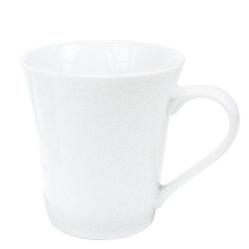 Kaffeetasse Tatjana ohne Deckel, weiß