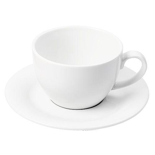 Cappuccino-Set Leonie, weiß