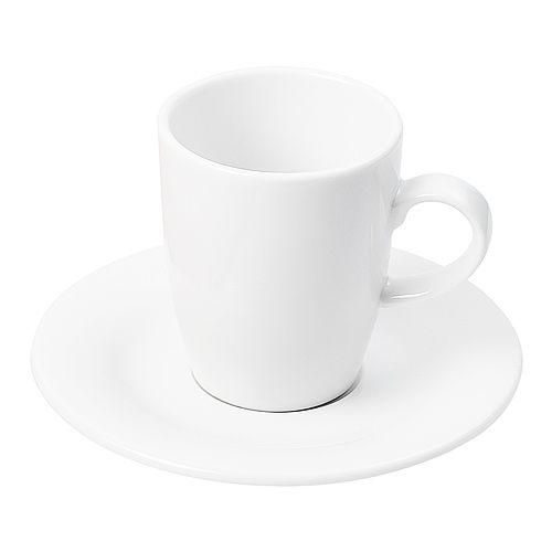 Espresso-Set Leonie hoch, weiß