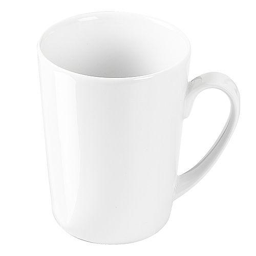 Kaffeetasse Monika, weiß