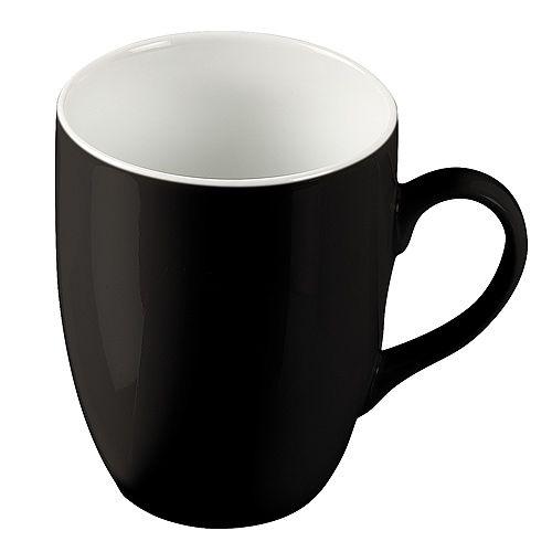 Kaffeetasse Steffen, schwarz annäh. HKS 88