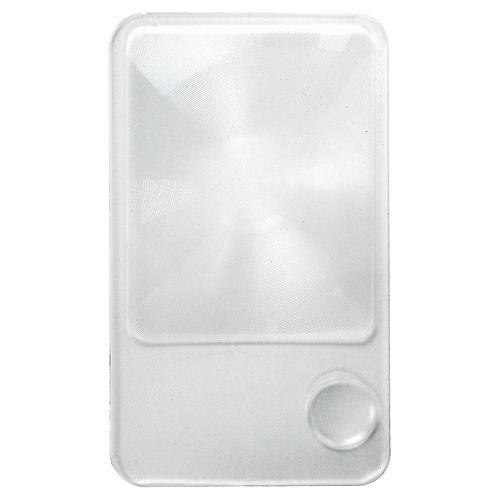 Lupe Card, transparent