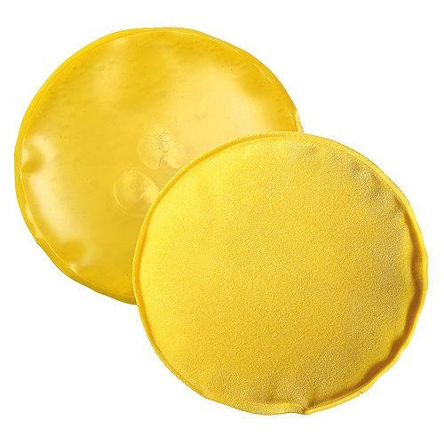 Kühlkissen Double, gelb, 16P PVC