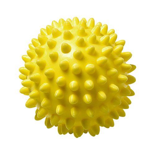 Wellnessball Igel, gelb