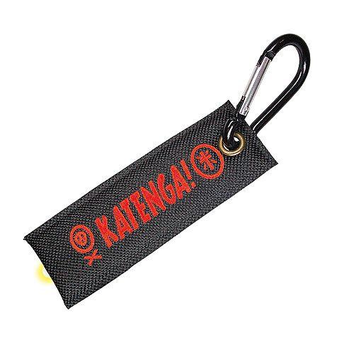 Schlüsselanhänger Katenga Strap, schwarz