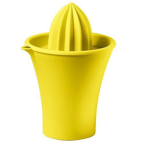 Saftpresse Citrus, gelb