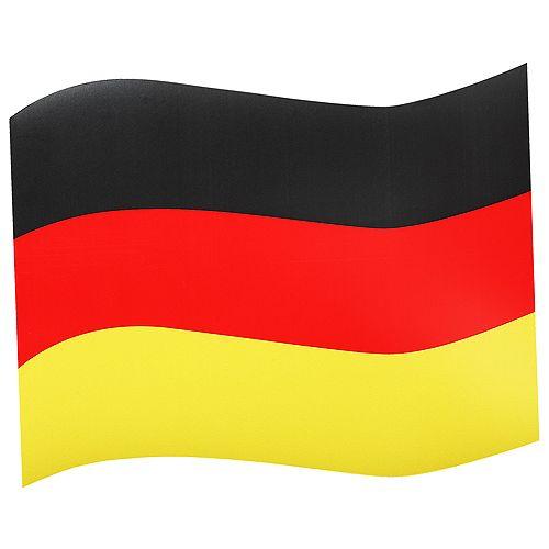Automagnet Flagge groß, Deutschland