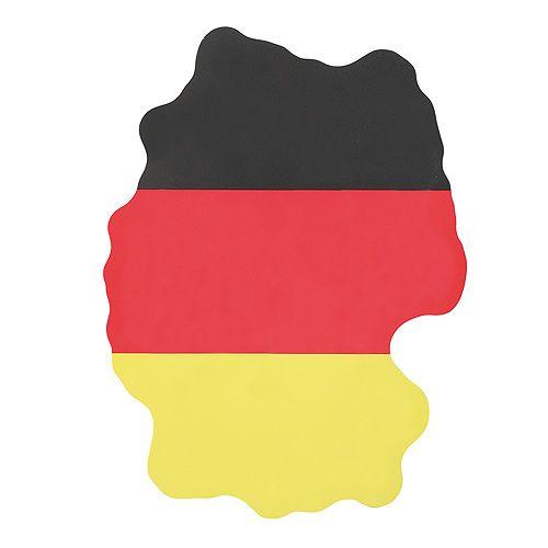 Automagnet Nations, schwarz/rot/gelb