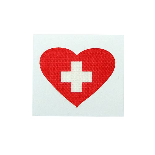 Fantape Herz einzeln, Schweiz