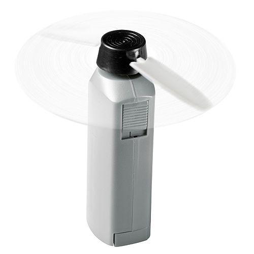 Handventilator Airscrew, silber