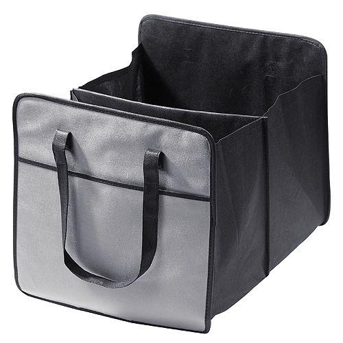 Car Organizer Storage, schwarz/grau