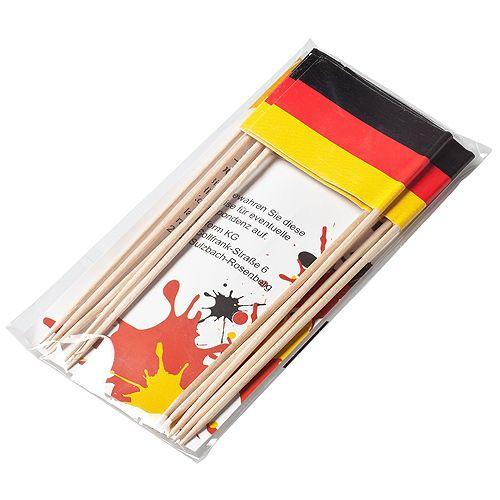 Flaggenpicker Deutschland