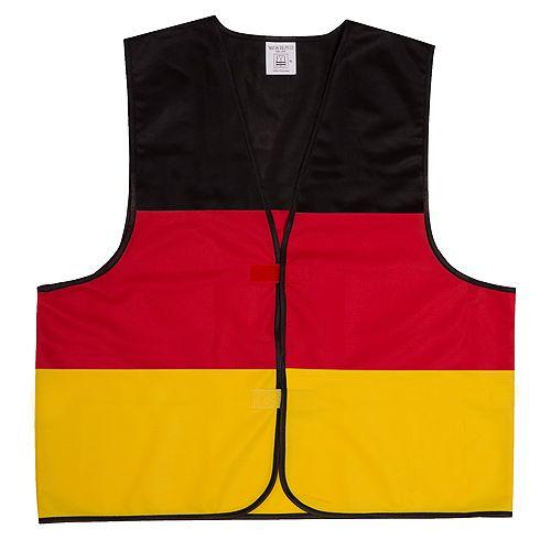 Funweste Deutschland ohne Reflektionsstreifen