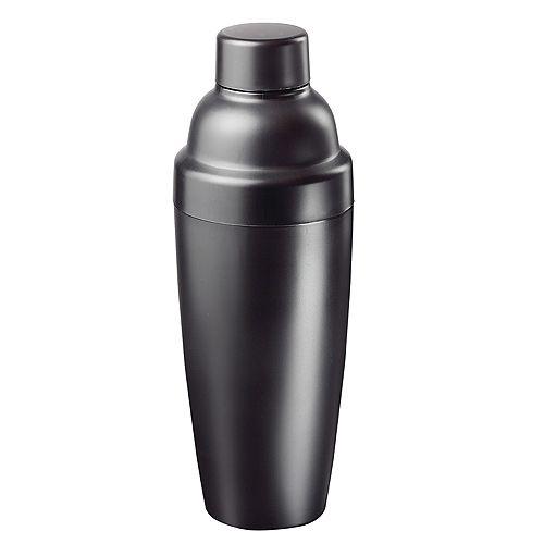 Shaker Tropical 0,5 l, schwarz/matt