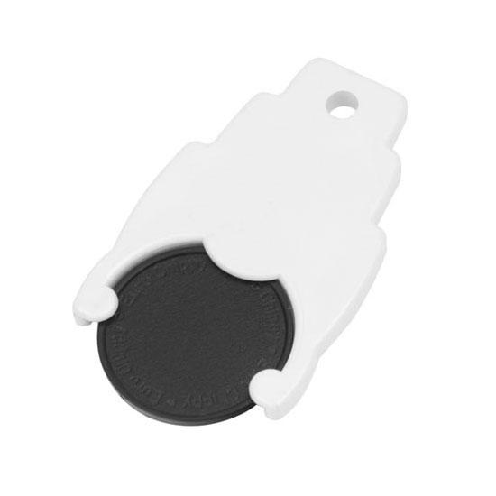 Designer-Chiphalter mit 1€-Chip