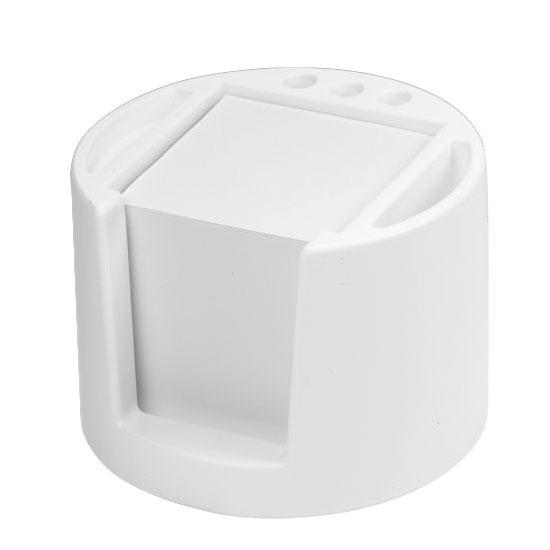 Zettelbox, rund