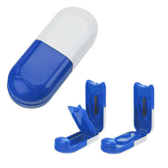 Pillendose Tablettenform